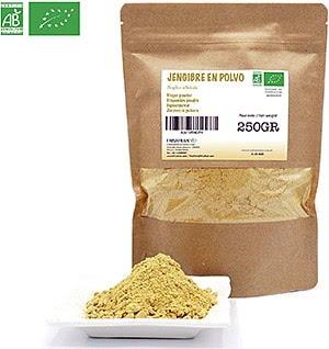 Acheter du Gingembre Bio en poudre