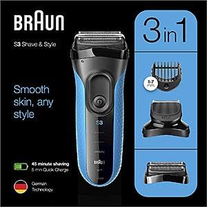 Acheter la tondeuse 'Braun Series 3 Shave & Style 3010BT'