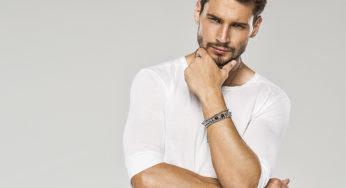 Bijoux homme : les tendances 2020