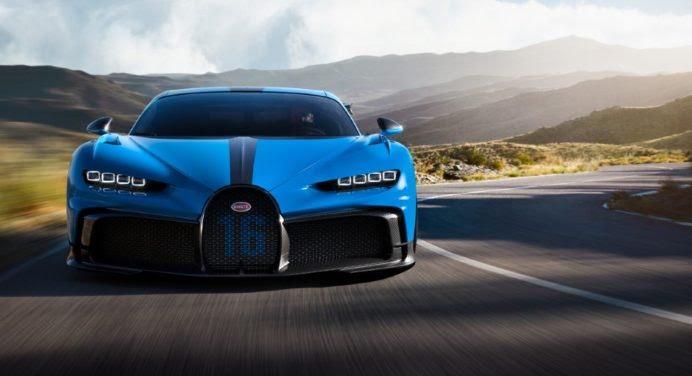 Bugatti Chiron Pur Sport : elle envoie du lourd !
