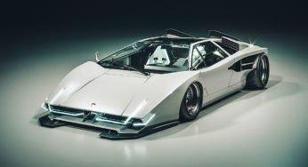 Lamborghini Countach E.V.E : un concept de rêve