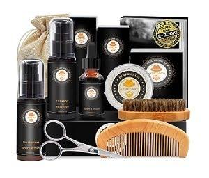 Acheter un kit complet pour une barbe douce