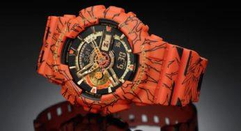 G-Shock X Dragon Ball Z : la montre incontournable pour les fans de mangas !