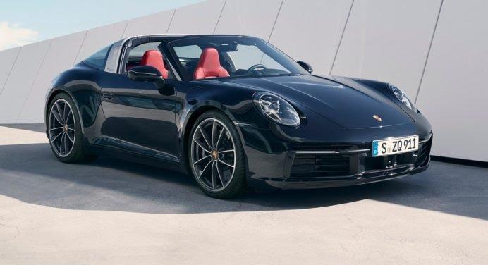 Porsche 911 Targa (2020) : une beauté éternelle