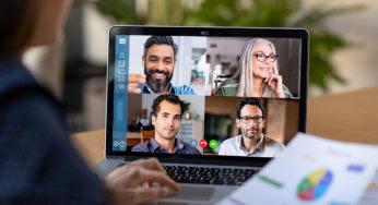 Travailler à distance : pensez à la vidéoconférence sécurisée