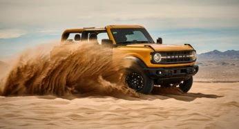 Ford Bronco (2021) : la renaissance d'un mythe