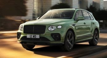 Nouveau Bentley Bentayga : le même… en beaucoup mieux !