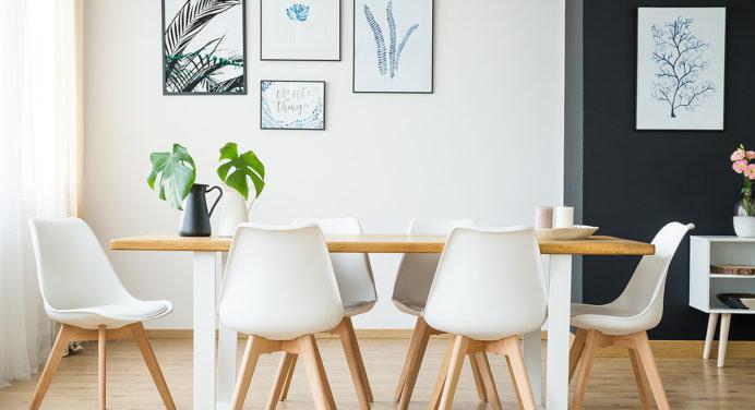 Comment choisir ses chaises de salle à manger ?