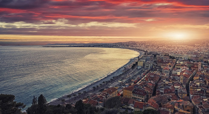 Nice : LA destination week-end en France ?