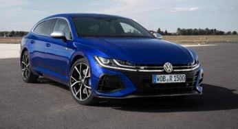 VW Arteon : la belle Allemande se donne de l'R