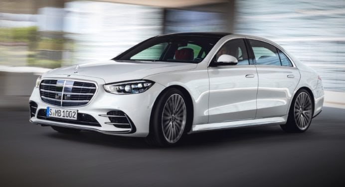 Mercedes Classe S 2020 : quel luxe !