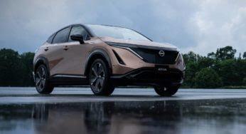 Nissan Ariya : le Qashqai en mode 100% électrique