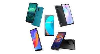 Les 5 meilleurs smartphones à 100 euros