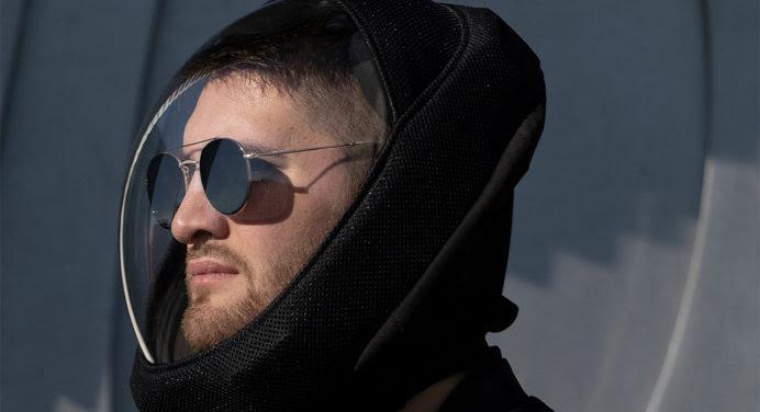 Un casque spatial plutôt qu'un masque pour lutter contre le coronavirus ?