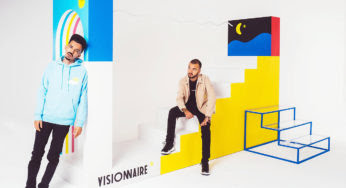 Celio x Visionnaire : la collection qui met de la couleur dans l'automne