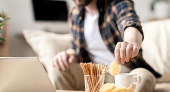 Comment grignoter sans grossir quand on travaille à domicile ?