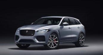 Jaguar F-Pace : le SUV sportif passe par la case restylage