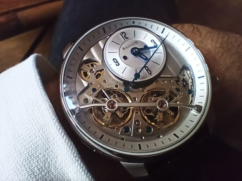 Test de la montre BA111OD