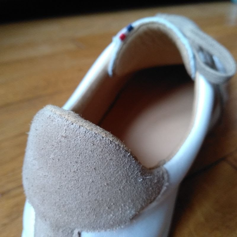 Sneakers blanches Jules & Jenn