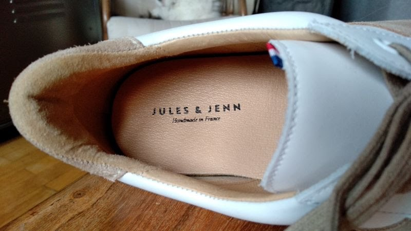 Jules & Jenn : baskets made in France