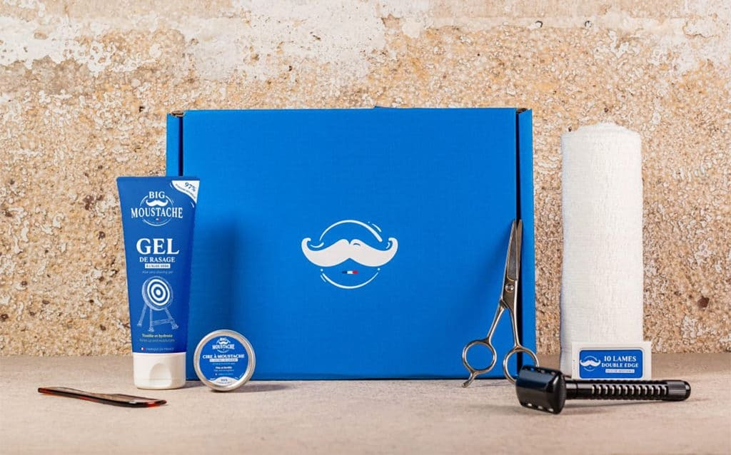Le meilleur de la box mensuelle par bonnement - Big Moustache