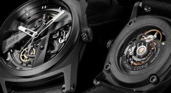 DAY41 : la plus belle montre unisexe du moment par CODE41