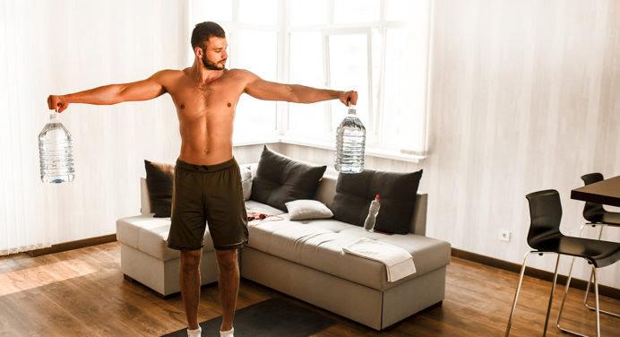 8 exercices de musculation pour garder la forme avant l'hiver !