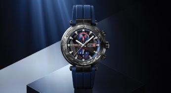 Montre Newport Régate Carbone : le nouveau look de Michel Herbelin