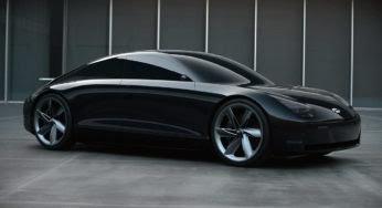 Hyundai Prophecy : le plus beau concept-car de 2020