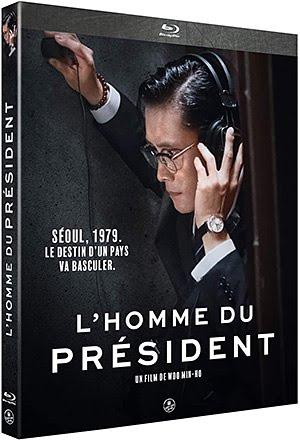 Acheter le Blu-ray 'L'homme du président'