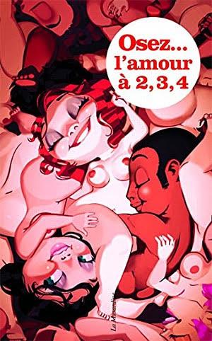 Acheter le livre 'Osez faire l'amour à 2, 3, 4...'