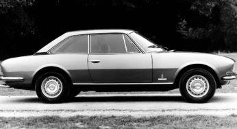 Peugeot 504 Coupé : la balade turinoise