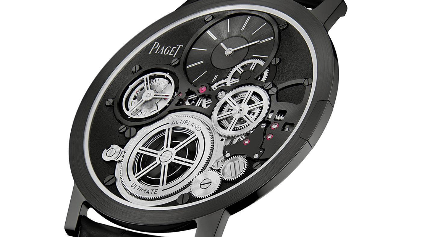 Piaget Altiplano Ultimate Concept : la plus belle montre de 2020