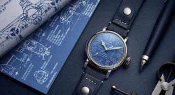 Montre Pilot Type 20 Blueprint : Zenith révèle ses plans secrets