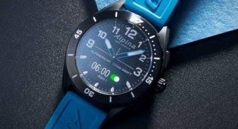 Alpina AlpinerX Alive : cette montre connectée va vous surprendre