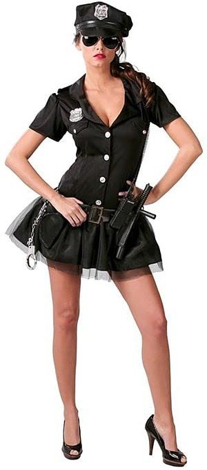 Acheter ce costume de policière (22.98 €)