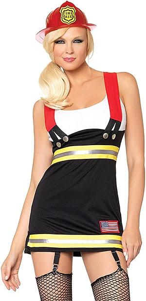 Acheter ce costume de femme pompier (42.04 €)