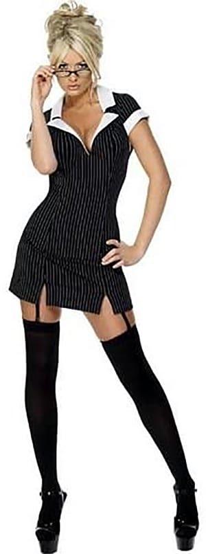 Acheter ce costume de secrétaire (36.29 €)