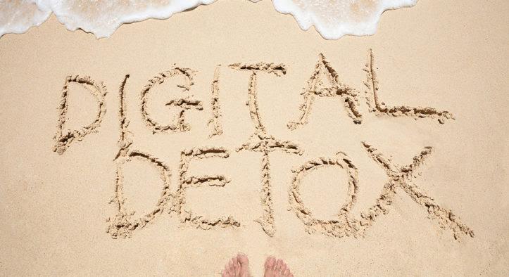 Digital detox : en finir avec l'addiction aux nouvelles technologies