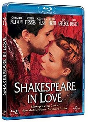 Acheter Shakespeare in Love en Blu-ray (6.50 €)