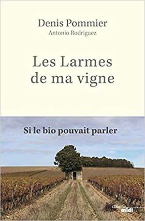 Acheter le livre 'Les Larmes de ma vigne'