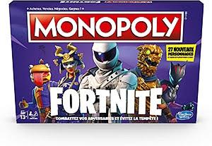 Acheter le Monopoly Fortnite