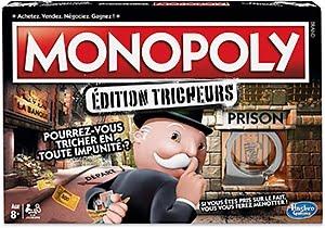 Acheter le Monopoly Tricheurs