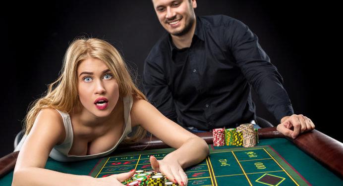 Routine du couple : brisez la au casino !