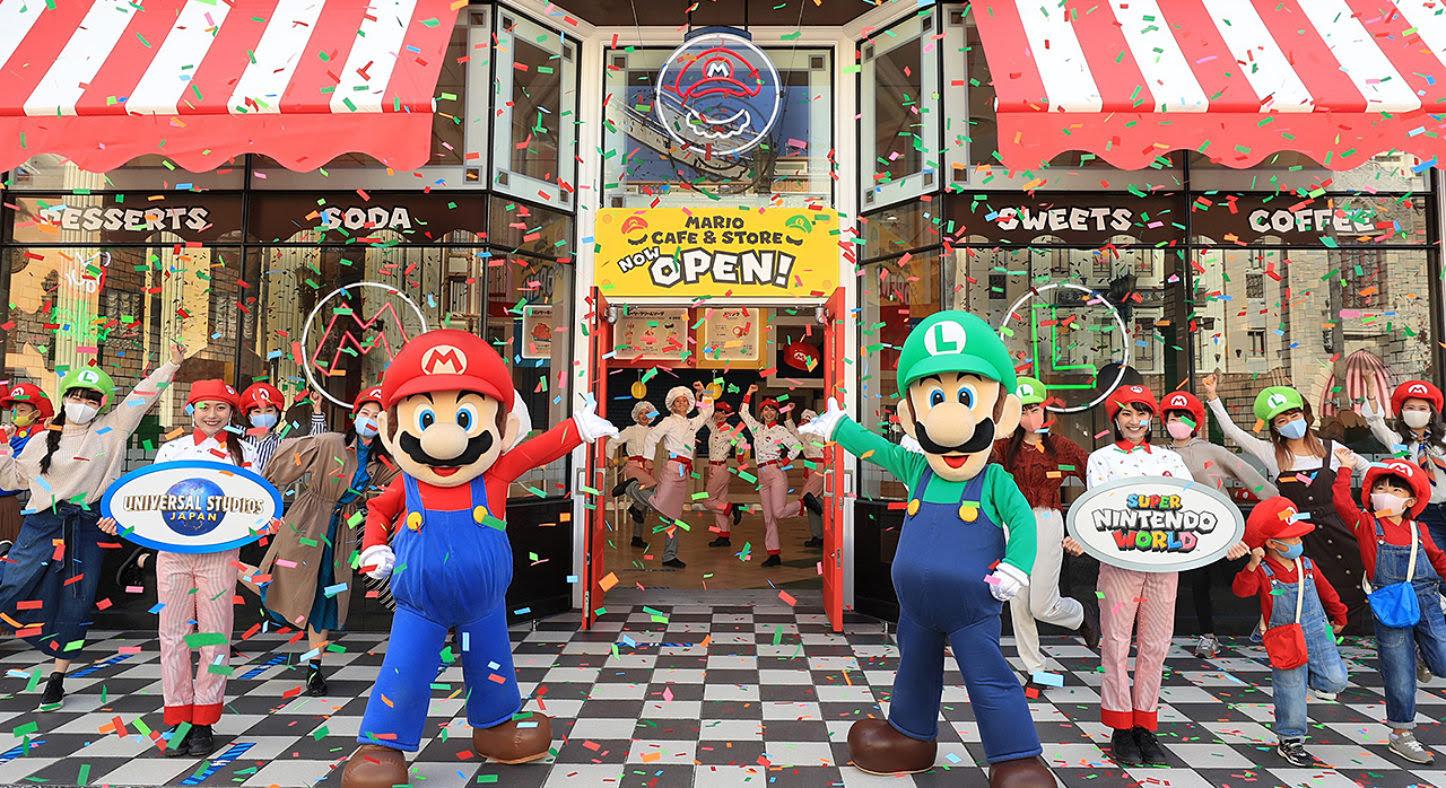 Super Nintendo World : le parc d'attractions dédié à Super Mario ouvre en 2021 au Japon