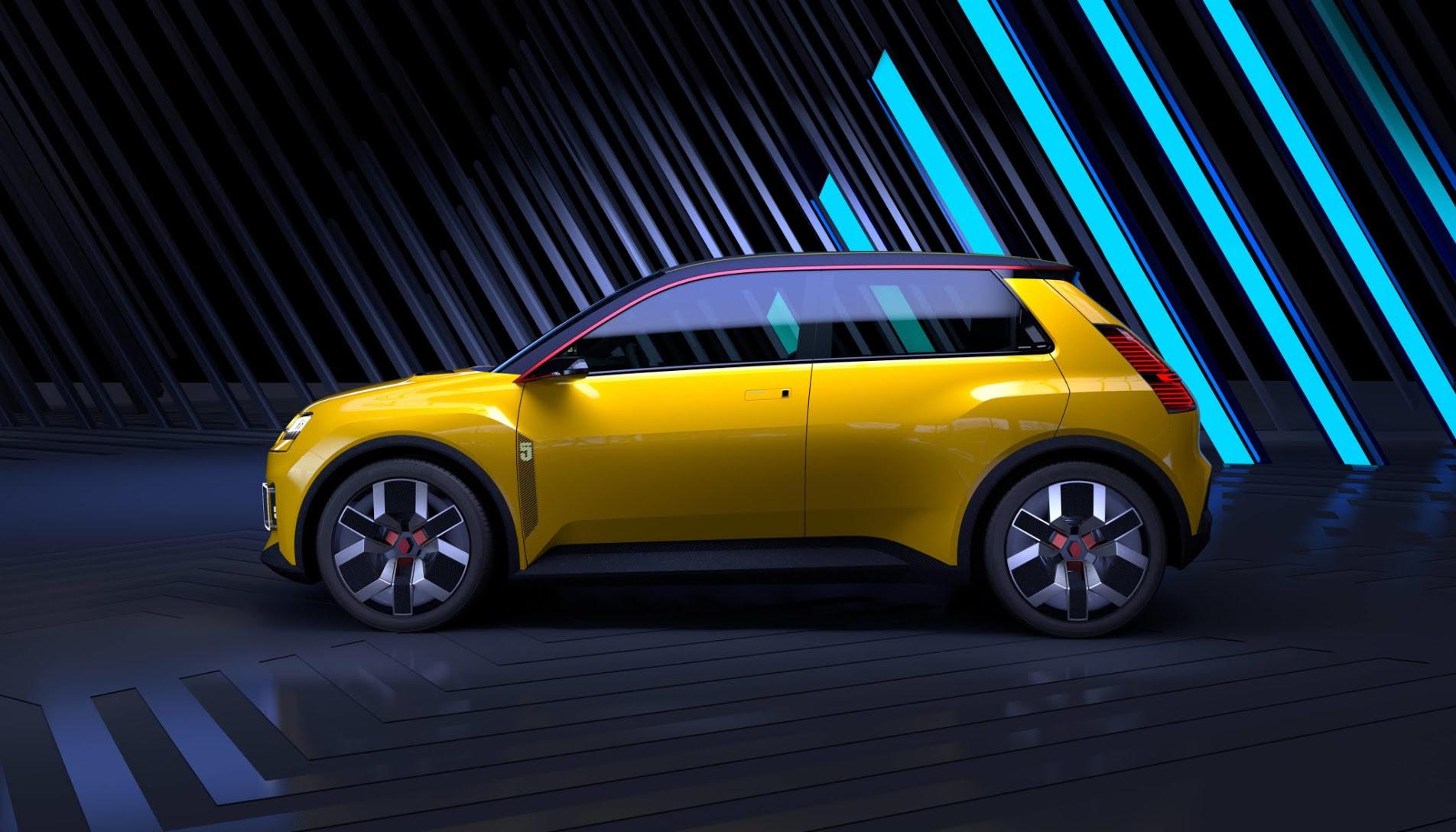 Nouvelle Renault 5 Prototype