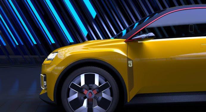 Renault 5 Prototype : voici la R5 électrique du 21e siècle !