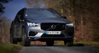 Essai Volvo XC60 T6 Hybride rechargeable