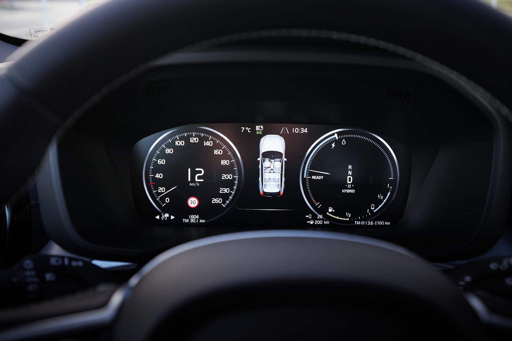 Essai Volvo XC60 T6 Hybride