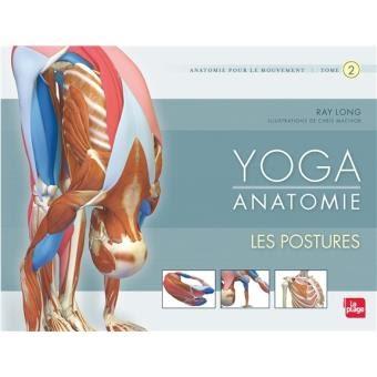 Acheter le livre 'Yoga Anatomie - Les Postures'
